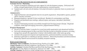 Sports Marketing Resume Examples Sports Agent Job Description Ive