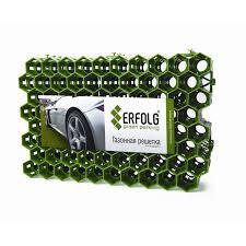 <b>Газонная решетка</b> Darel plastic <b>ERFOLG</b> зеленая 60х40х4 см ...