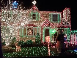 Christmas Lights Limo Service Fort Worth