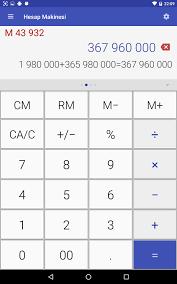 Android için Hesap Makinesi - APK'yı İndir