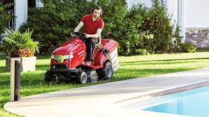 best ride on lawn mower 2019 mini tractors built for levelling larger lawns t3