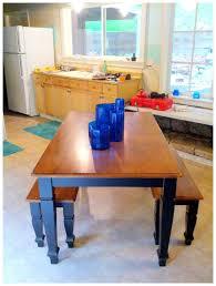 Paint A Kitchen Table Kitchen Table Paint Ideas Miserv