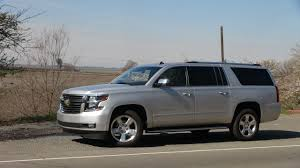 The All-New 2015 Chevy Tahoe and Suburban: New Safety, New Tech ...