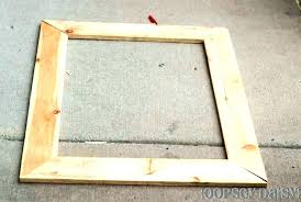 diy frame stand picture frame stand wood picture frame inspirational picture frame ideas making yours like