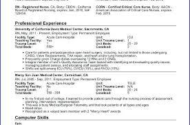 Telemetry Nurse Resume Telemetry Nurse Resume Resume For Nursing ...