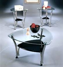 two piece coffee table coffee table two piece coffee triane triangular large baxton studio prescott 5