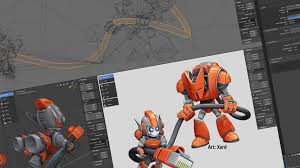 preview blender has undergone a major update and it will revolutionise the way you