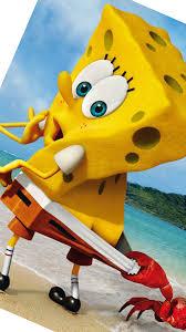 3D cute SpongeBob Htc One M9 Wallpaper ...