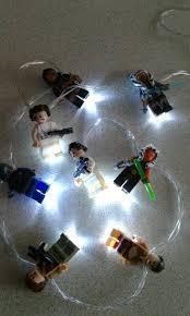 Star Wars String Lights Star Wars Inspired Women String Lights Novelty Lights Nursery Lights Party Lights Battery Operated Led Lights
