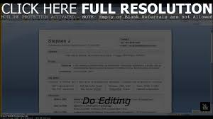 How To Make A Resume On Word 2007 Resume Online Builder