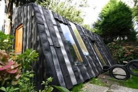 garden shed lighting. recycled materials,green resources,green lighting,green interiors,diy garden shed lighting