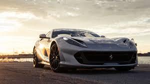 How many horsepower (hp) does a 2017 ferrari 812 superfast have? 2020 Ferrari 812 Superfast Drive The Sweetest Sounding V 12 Swan Song