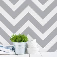 chevron stripes removable wallpaper tile