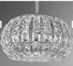venus ceiling light crystal and chrome lights ideas john lewis bistro bar pendant