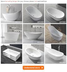 there are over 80 kinds of bathtub for choose and customized design is available