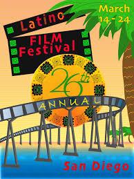 Latino Graphic Designers Latino Film Festival Poster On Behance