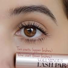 l oreal paris voluminous lash paradise washable mascara ecosia mascara review sable yong