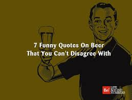 Beer Quotes Amazing 48 Funny Quotes On Beer That You Can't Disagree With YouTube