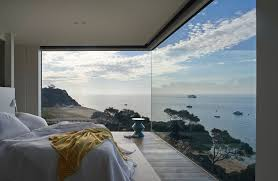 Floor-to-ceiling windows usually impress with the views they provide and  not the