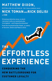 the best customer service books the effortless experience