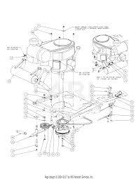Cub cadet parts diagrams cub cadet m54 kw 53ai8ct4050 tank 25hp