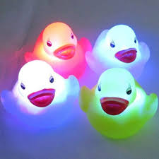 Bath Mood Light Novelty Bathroom Bath Toy Mood Light Colour Change Unicorn