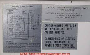 air conditioners air conditioner data air conditioning heat pump photograph of an air conditioner wiring diagram c daniel friedman