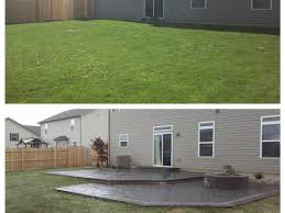 benefits of stamped concrete step architecture paver patio cost per square foot how to lay brick