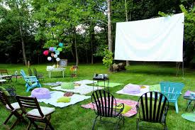 sweet 16 outdoor party themes