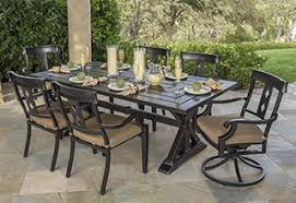 broadway patio furniture table a63