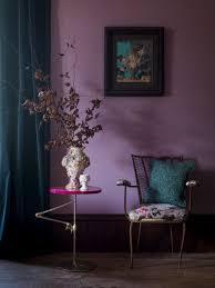 dark purple furniture. Wine Table With Feather Print Lacquer Top, £2,577 (Duresta For Matthew Williamson, · Dark Purple Furniture P