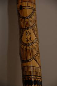 Wood Burning Designs For Walking Sticks