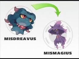 Misdreavus Evolution Chart Pokemoon How To Evolve Misdreavus Into Mismagius Youtube