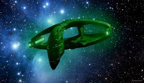 Image result for romulan warbird