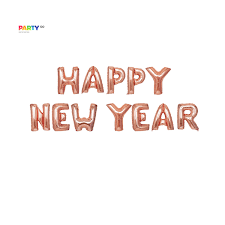 Happy New Year Balloon Banner For New Year Party New Year Party Decorations Balloon New Year Eve Balloon Caption 2019 New Year Party