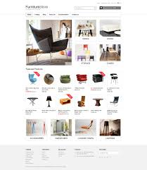 furniture design websites 60 interior. Interior And Furniture Shopify Theme By TemplateMonster Design Websites 60