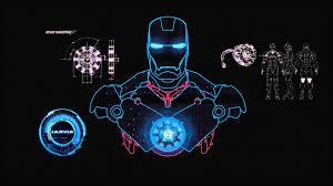 jarvis iron man wallpaper hd 16596e4