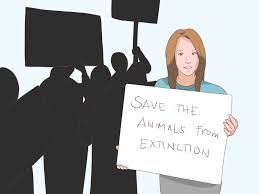 essay on extinction of animals can genetic engineering bring back  how to help save animals from extinction steps pictures