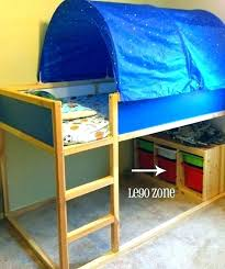Kids Bed Canopy Loft Boys Beds For With Tent Princess – schodypoznan ...