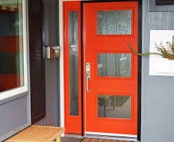 Orange front door Designs Modern Front Doors Orange Front Door Freak Modern Front Doors Orange Party Booth Colors Full Of Warm Orange