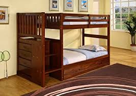 Amazon Discovery World Furniture Staircase Bunk Bed with