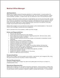 Medical Office Assistant Job Description For Resume Account assistant Job Description for Resume Best Of Office 88