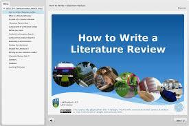 Sample Of Literature Review Apa Style Sample Of Literature Review Apa Style Optoin