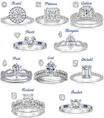 Diamond Ring Chart Diamond Engagement Ring Buying Guide How To Choose An