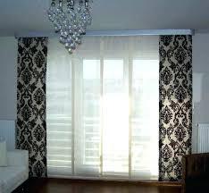 curtains for glass sliding doors sears sliding door curtains window treatments for sliding glass doors in