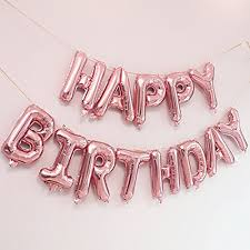 Happy Birthday Balloons Banner Happy Birthday Balloons Banner Outgeek Foil Balloons Letters