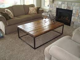Image Of: Interesting Barn Wood Coffee Table
