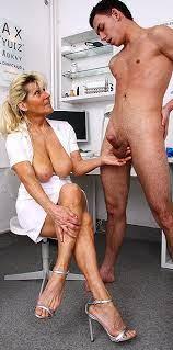 Nude Milf Doctor