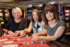 women clinch top jobs at three genting birmingham casinos landscape l r carol summers nikki vinter julie eden
