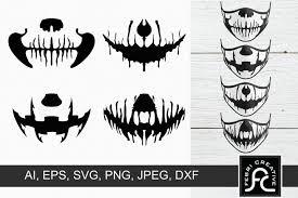 Find & download free graphic resources for svg. Halloween Masks Svg 2 920468 Illustrations Design Bundles